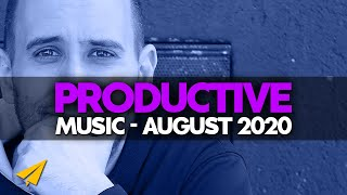 Productive Music Playlist | 2 Hour Mix | August 2020 | #EntVibes