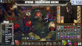 Drakensang Online | ATHENA AMMON MAPS C1 (HERKESE BOSS KESİLİR) ATLA YAYINA