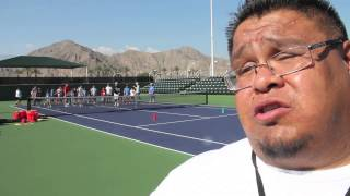 Coachella Valley Housing Coalition Summer Tennis Camp
