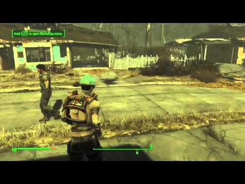 Fallout 4 - How to find copper, circuitry and other resources, the easy way