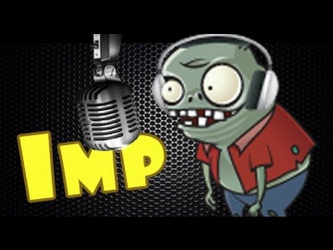Plants Vs Zombies - Imp Audition Failure!