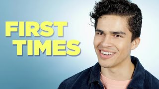 Alex Aiono Talks About His First Times