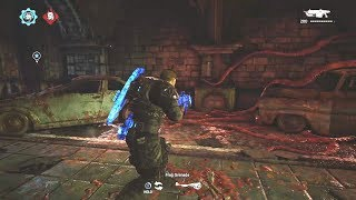 THIS WAS THE QUICKEST OHHH! (Gears of War 4) 4K Multiplayer Gameplay on Clocktower and Foundation!