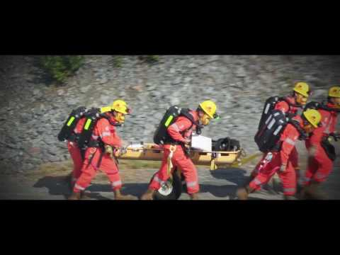 2016 International Mines Rescue Competition