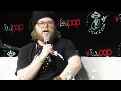 Elden Henson on his nonspeaking role in Hunger Games Mockingjay