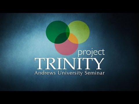 Trinity 15: Ellen White and the Personhood of the Holy Spirit - Merlin D. Burt, Dr.
