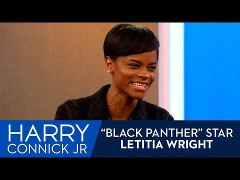 Download Youtube: Letitia Wright's Mom LOVES the