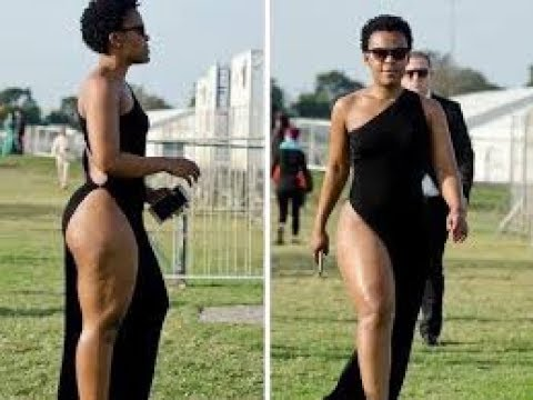 Zodwa Wabantu At The Durban July