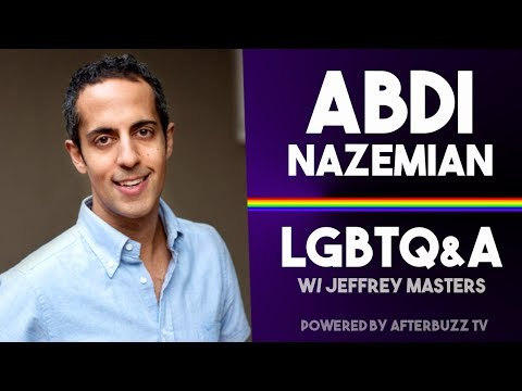 Abdi Nazemian: Gay Iranians, Gay Dads, and The Gospel of Madonna | LGBTQ&A