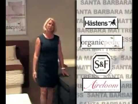 Santa Barbara Organic Mattress, Santa Barbara Mattress