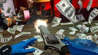 $1.4M On The Line: NOT ALL HEISTS GO TO PLAN (Payday VIRTUAL REALITY)