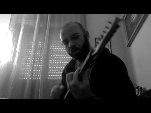 "AndreaZ. - HOLE - ""Celebrity Skin"" Guitar Cover (28-10-2015)"