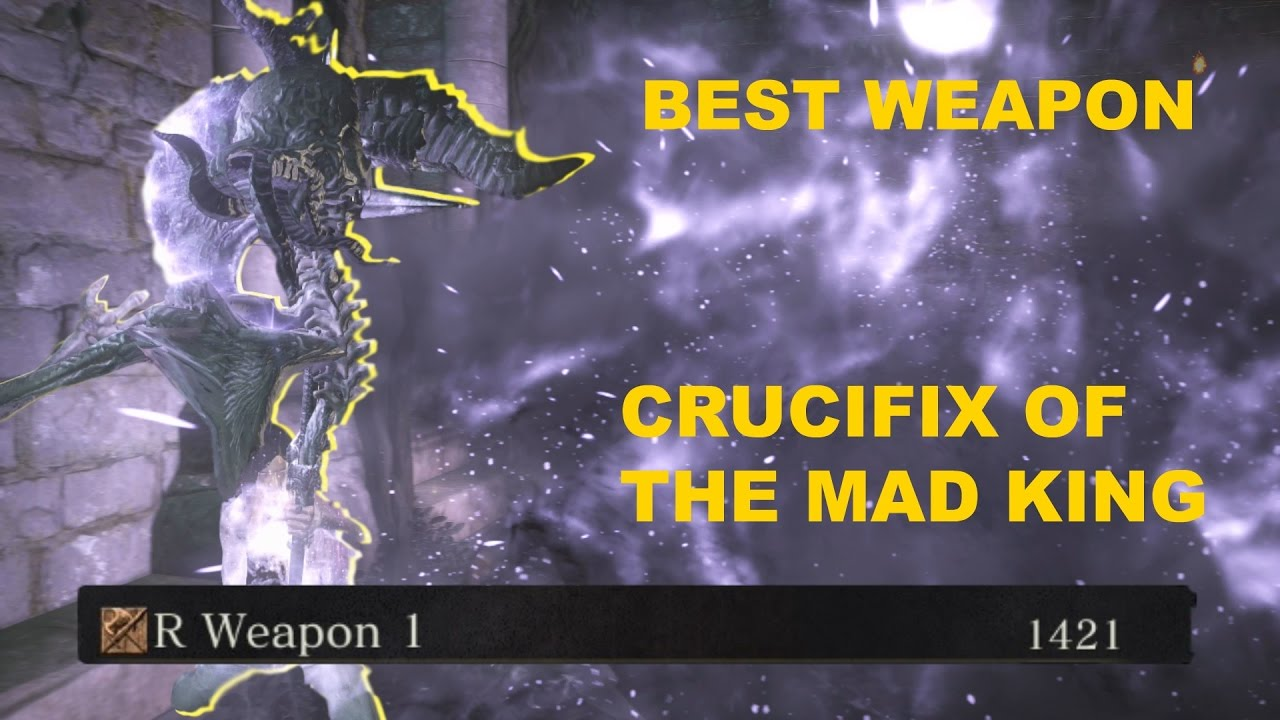 Dark Souls Ringed City Best Weapon