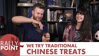 We tried traditional Chinese treats! || Total War Bake Off