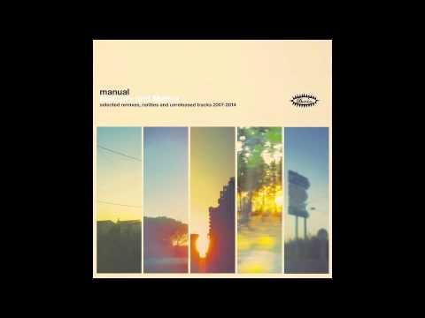 Manual - Annie Barker: Cruel (Manual Remix)
