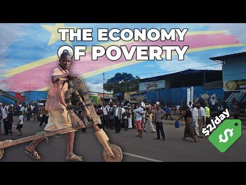 DR Congo - The Economy of Poverty