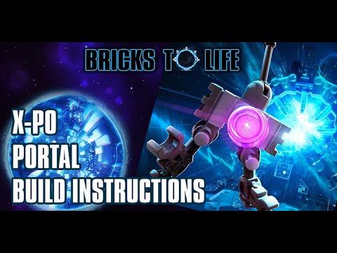 lego dimensions instructions portal
