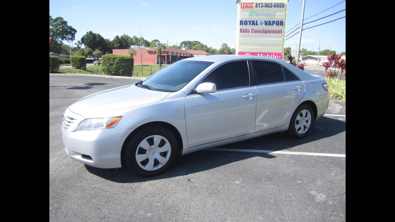 sold 2007 toyota camry ce meticulous motors inc florida for sale youtube. Black Bedroom Furniture Sets. Home Design Ideas