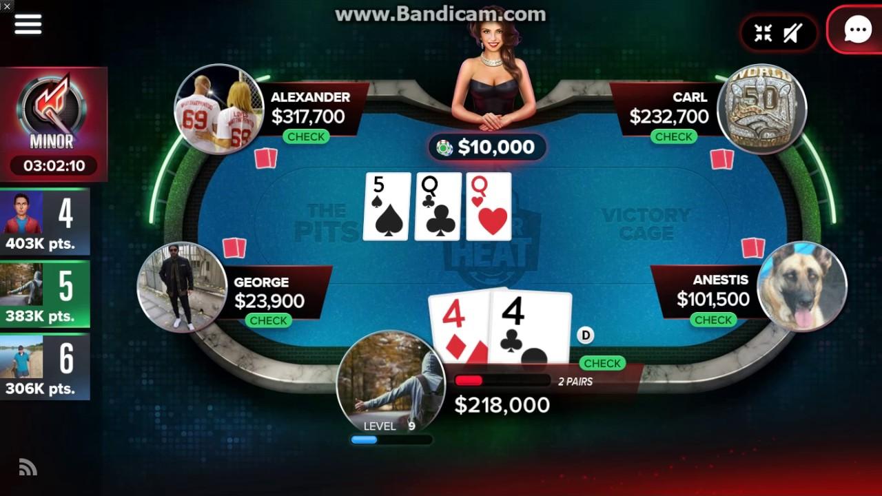 Teksas Pokeri