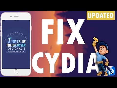 Fix Cydia Crashing after Jailbreaking iOS 9.2, 9.2.1, 9.3, 9.3.2, 9.3.3 (UPDATED)