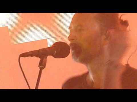 Radiohead Lotus Flower Live American Airlines Arena Miami FL March 30 2017