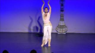 Oriental Performance - Tarab Song - Lebanese Simon