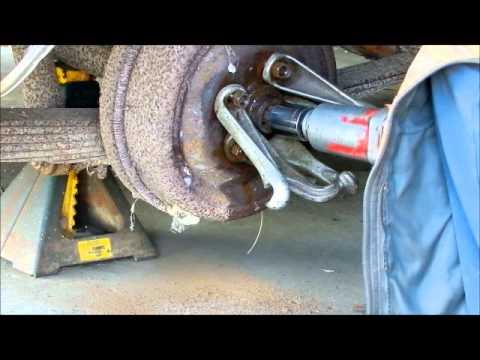 Emergency Brake Shoes 59 60 61 62 Chrysler /& Imperial