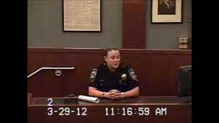 Man Charged with Obstruction at DUI Checkpoint Goes before Incompetent Judge. Part 5