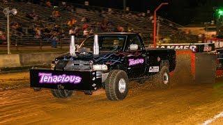 6400 Pro Stock 4x4 Trucks at Harrisonburg June 14 2019