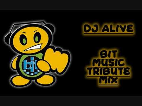 Dj Alive - BIT Music Tribute Mix
