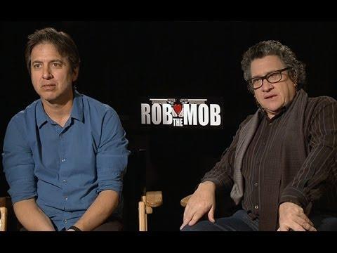 Rob The Mob: Ray Romano, Andy Garcia, & Raymond De Felitta on the True Story of Queens' Crime Couple