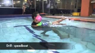 uSwim, level 3, skill 1 - Streamlined.flv