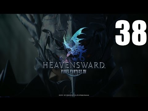 Let's Play: Final Fantasy XIV - Heavensward (Ep. 38 - Floating Eyes...)