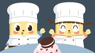 Jobis Bistro - Fun & Educational Game App for Kids