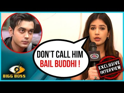 Bandgi Kalra DEFENDS Luv Tyagi, Slams Housemates - EXCLUSIVE Interview | Bigg Boss 11 | TellyMasala
