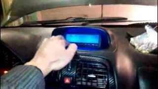 Эмулятор кнопки DISP на БК Mitsubishi Space Star
