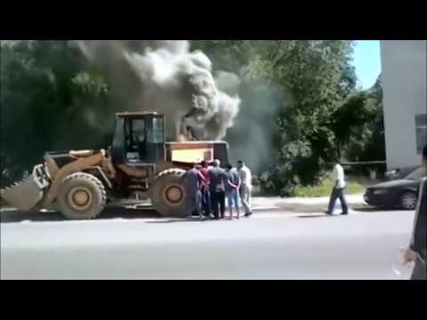 Diesel Engine Runaway Compilation