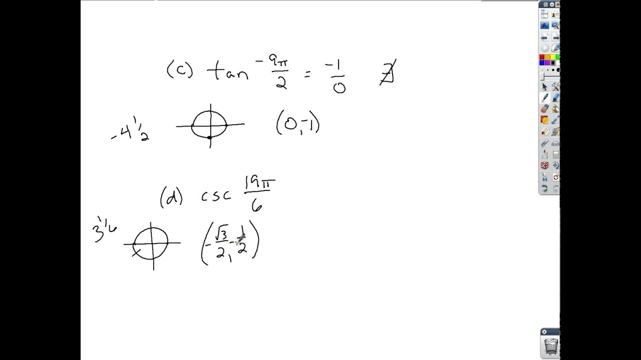 trigonometric functions and exact value Kenneth s mesa, az exact values with trigonometric functions given that csc theta = 5/2 and tan theta0 find the remaining five trigonometric function value of theta give exact values 11/26/2016 | asia from chicago, il | 1 answer | -2 votes exact value.