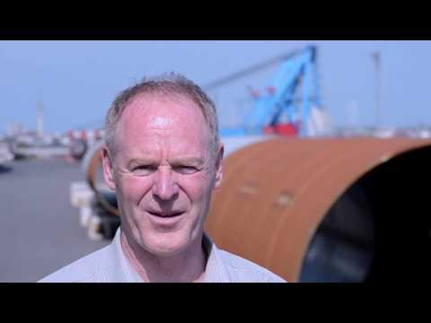 Nordenham: Dieter Sichau, Geschäftsführer Steelwind Nordenham GmbH