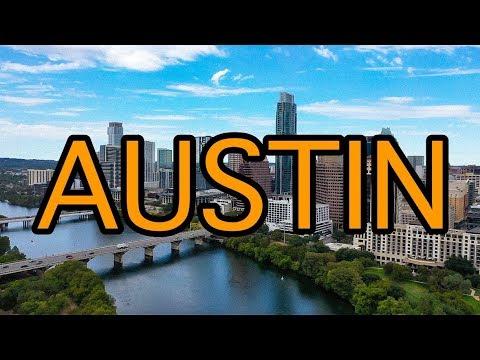Visit Austin Texas Virtual Tour 4K