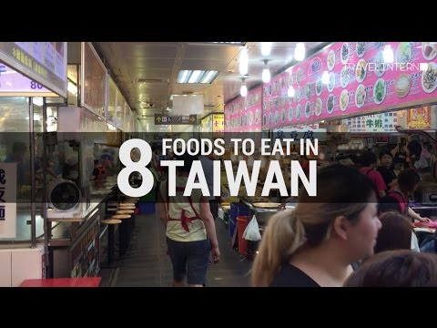 5 Things in Eat in Taiwan | The Travel Intern