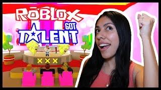 ROBLOX GOT TALENT - The Worst Audition Ever!