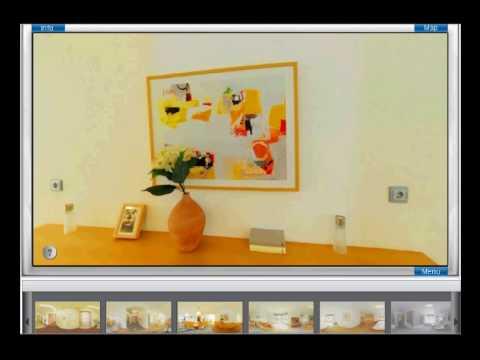 Panoramic Optic - Virtual Tour Lens 360 Degrees addaptor+Digital Camera +Software !