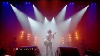 斉藤和義にとって最長、最多となったライブツアーの終盤戦の日本武道館...