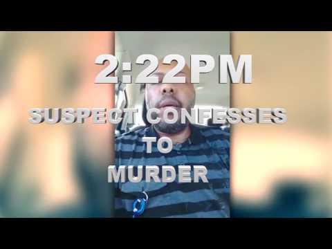 Timeline Of Facebook Killer's Posts