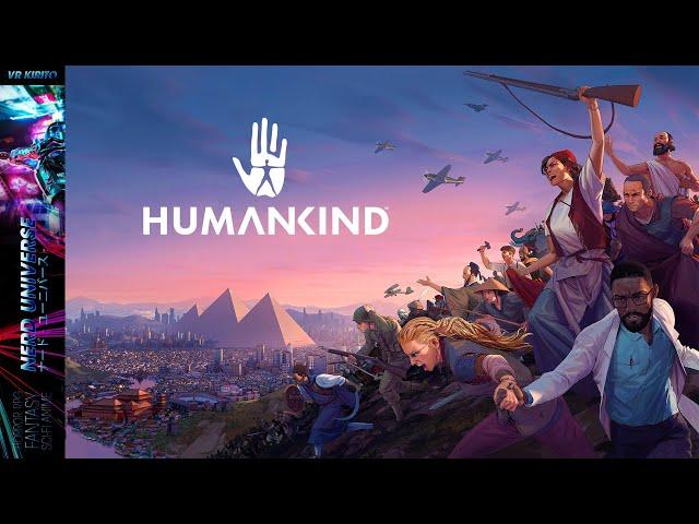 Humankind | Erste Anfänge im neuesten Stratgiespiel der Endless Macher ☧ PC [Deutsch]