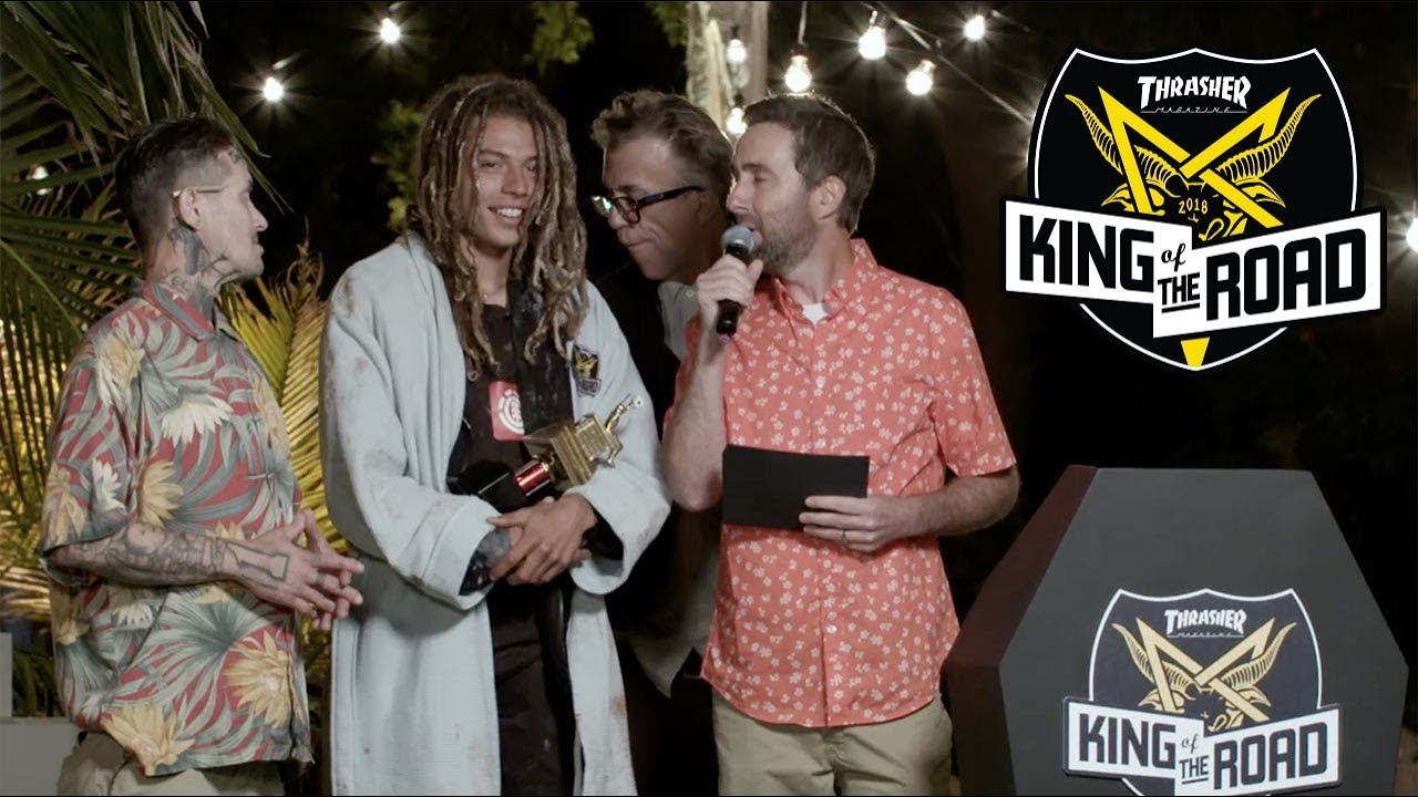 Download King of the Road Season 3: Tyson Goes Pro