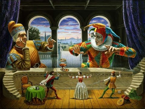 MICHAEL CHEVAL Surrealist Painter  Don't Like Me Pop Music