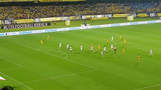 Kerala blasters vs goa..full match highlights