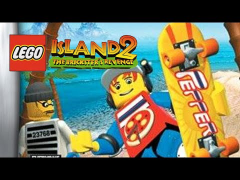 First 30 Minutes: Lego Island 2: The Brickster's Revenge [PS1/PC]